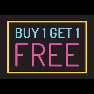 ☀️Anything with the ☀️! BUY ONE GET ONE FREE!☀️